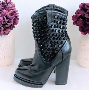 Jeffrey Campbell Ibiza Studded Boots
